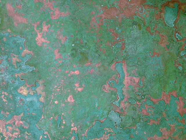 Black Metallic Wallpaper Apple Green Patina David M Bowman Studio