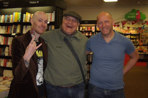 Dave and Wayne and Mike McShane