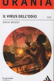 Il Virus Dell'Odio (Hater, Italian, Urania, 2011)