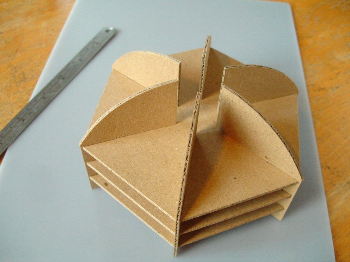 cut out building templates