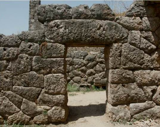 Megalithic Cyclopean Ruins Of Greece And Italy Graham