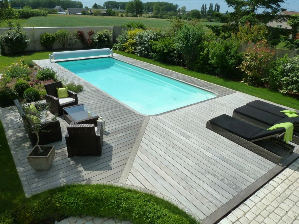Amenagement Autour Piscine Photos Amenagement Autour Piscine Bois Davidreed Co