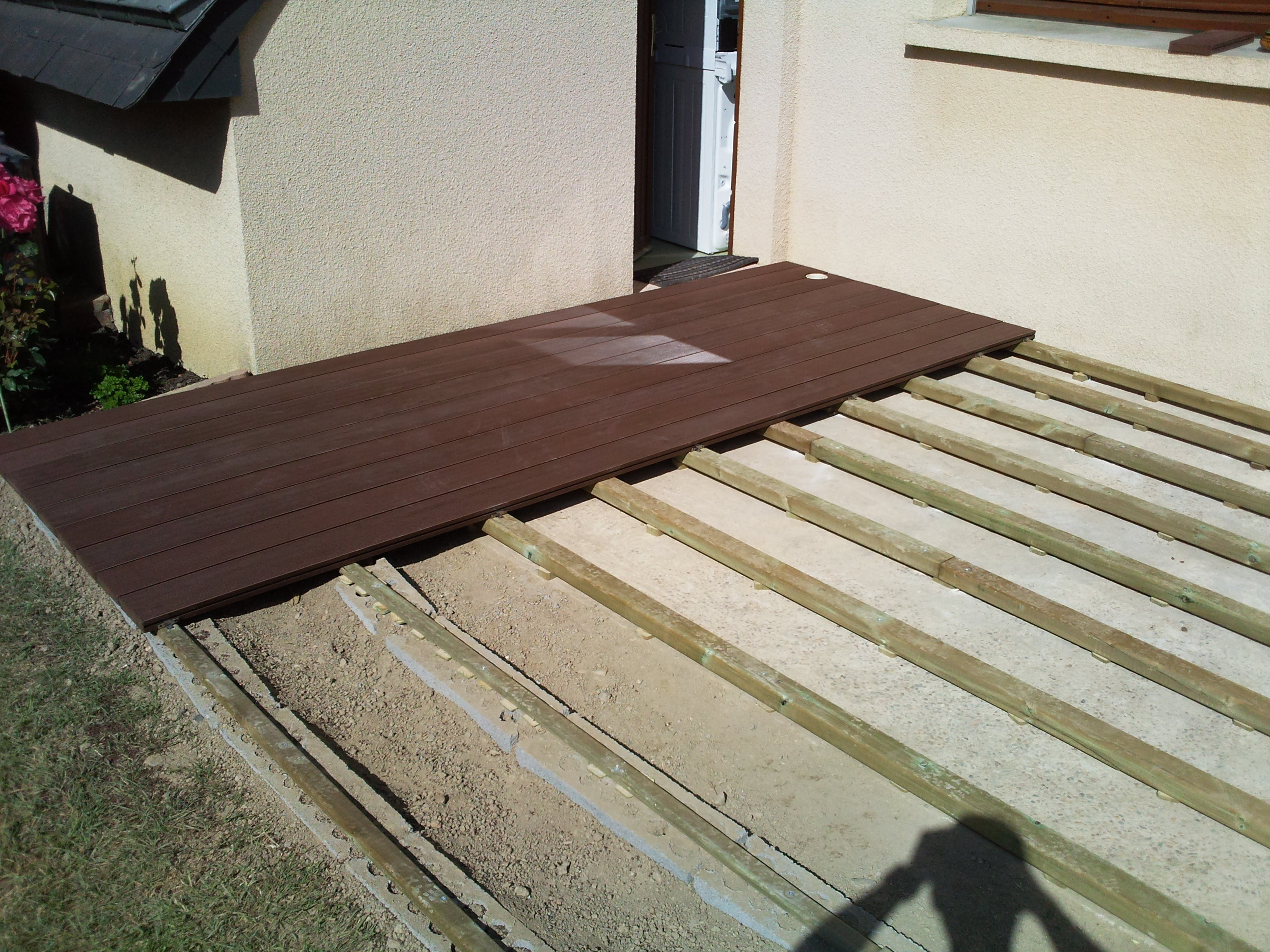 Comment Poser Des Lames De Terrasse Composite Fixation Lame De Terrasse Composite Davidreed Co