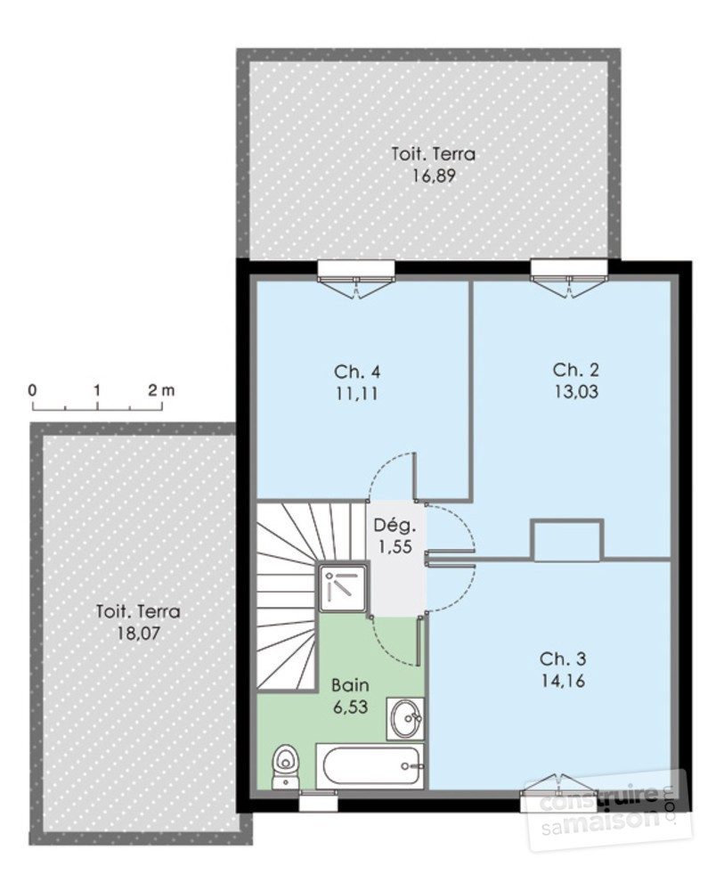 Site Pour Faire Des Plans De Maison Plan De Maison 2 Etage Davidreed Co