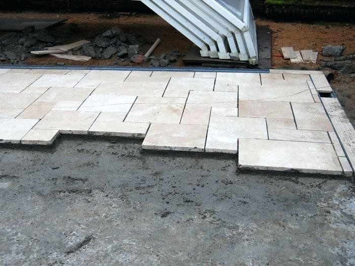 Mortier Joint Dallage Exterieur Pose Carrelage Sur Dalle Beton Exterieur - Davidreed.co