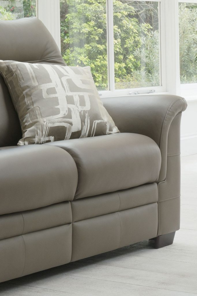 Leather Sofas In Eastbourne Sofas - Living Rooms - David Salmon
