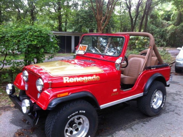 1978 CJ5 - Almost Like New, New 304, Exhaust, Wire Harness Ect for