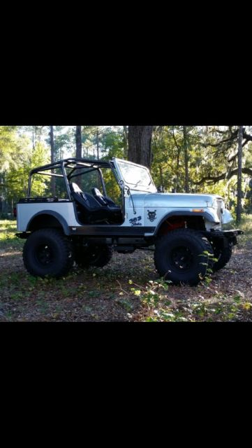 1984 Jeep CJ7 383 Stroker Automatic for sale - Jeep CJ 1984 for sale