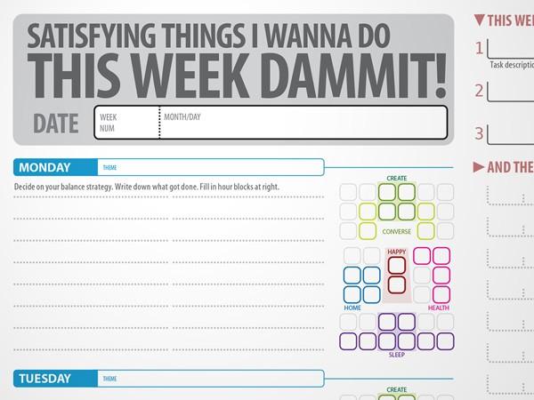 Productivity Tools Dave Seah