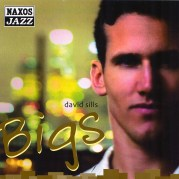 photo of CD cover of David Sills CD entitled Bigs