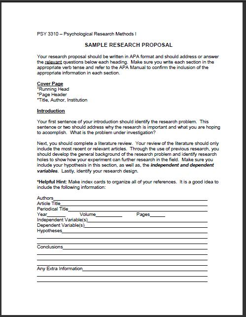 Content Of Research Proposal Professional Writing Website - how to develop a research proposal