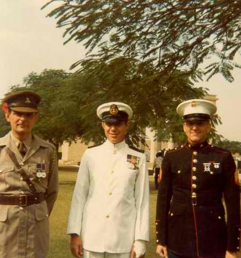 Marine Embassy Guard Duty \u2013 The Life  Times\u2026