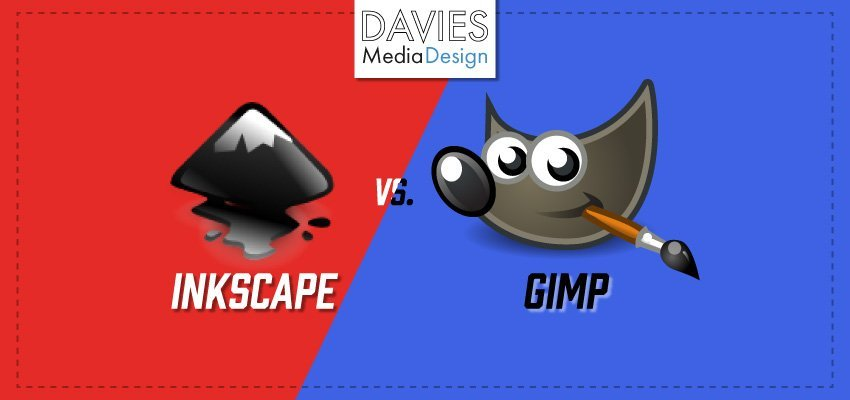 Inkscape Vs Gimp Which One Should You Use Davies