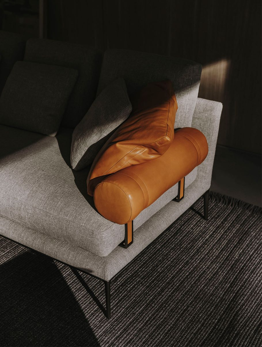 Antonio Citterio City Sofa B B Italia Design And London City The Perfect Match The Atoll B