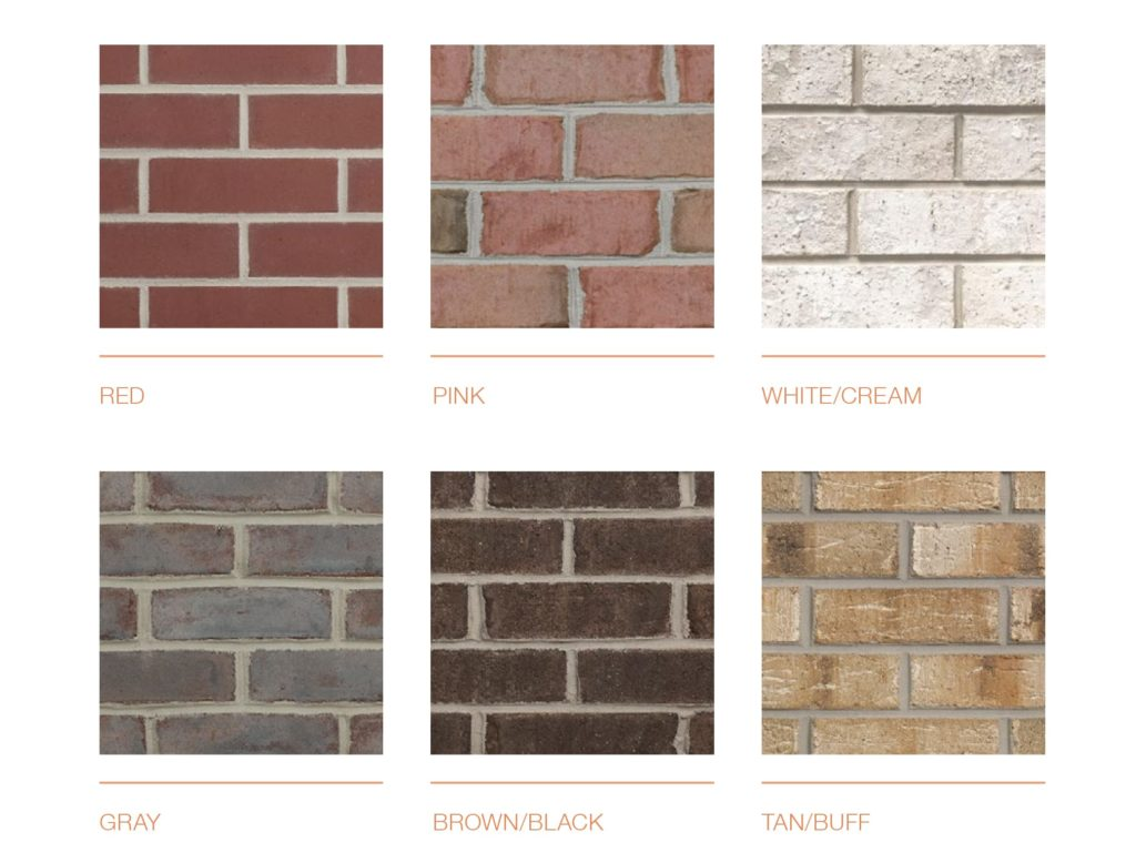 Brick Home Exterior Color Schemes Davinci Roofscapes
