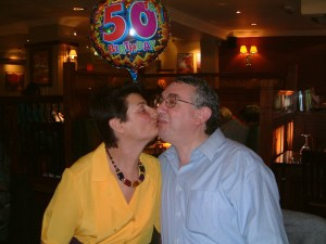 Gina's 50th birthday