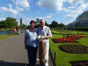 Gina & Jon (Kew Gardens)