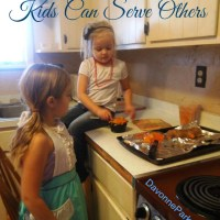 Seven Simple Ways Kids Can Serve Others