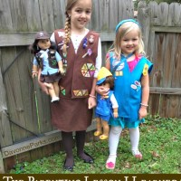 The Parenting Lesson I Learned From A Girl Scout Uniform
