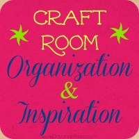 Beautifying the Craft Room