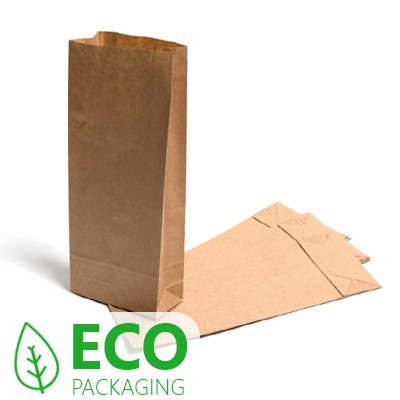 Block Bottom Paper Bags Davpack