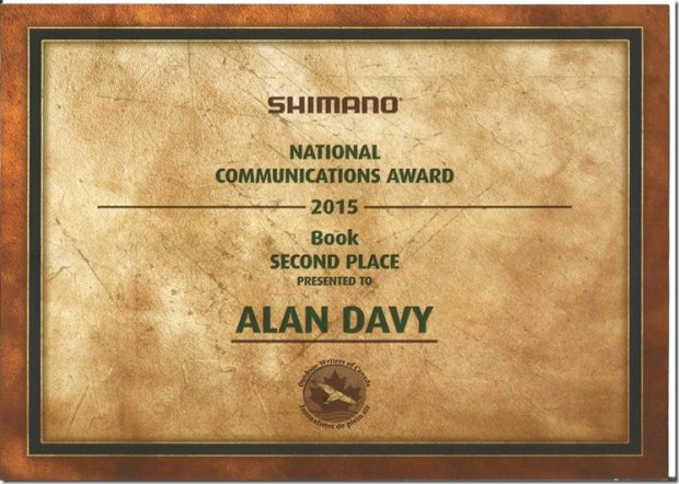 Book Award Cert
