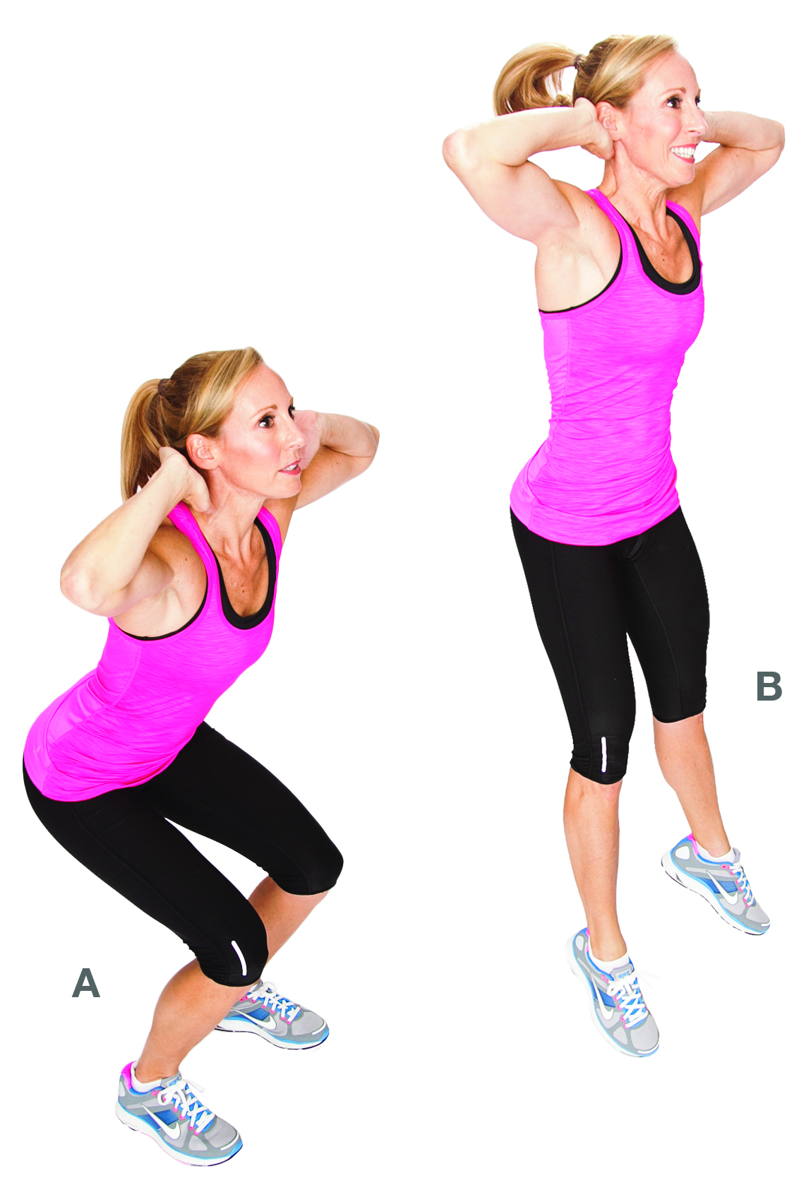 Jumping Fitness Back Strengthening Exercises Back Strengthening Exercises