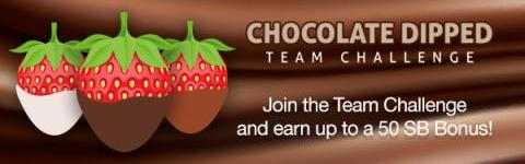 Chocolate Dipped Team Challenge (US & Canada)
