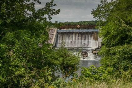 Lake Delton Dam