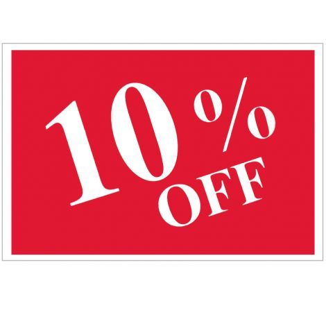 Sale Signs - Signage and Promotional - sale signs
