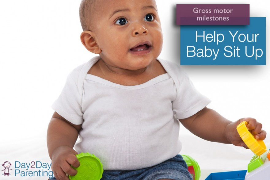 How to Help Baby Sit Up Independently Day 2 Day Parenting