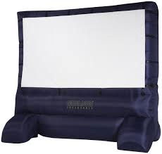 movie screen rental