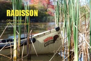 Radisson Canoes