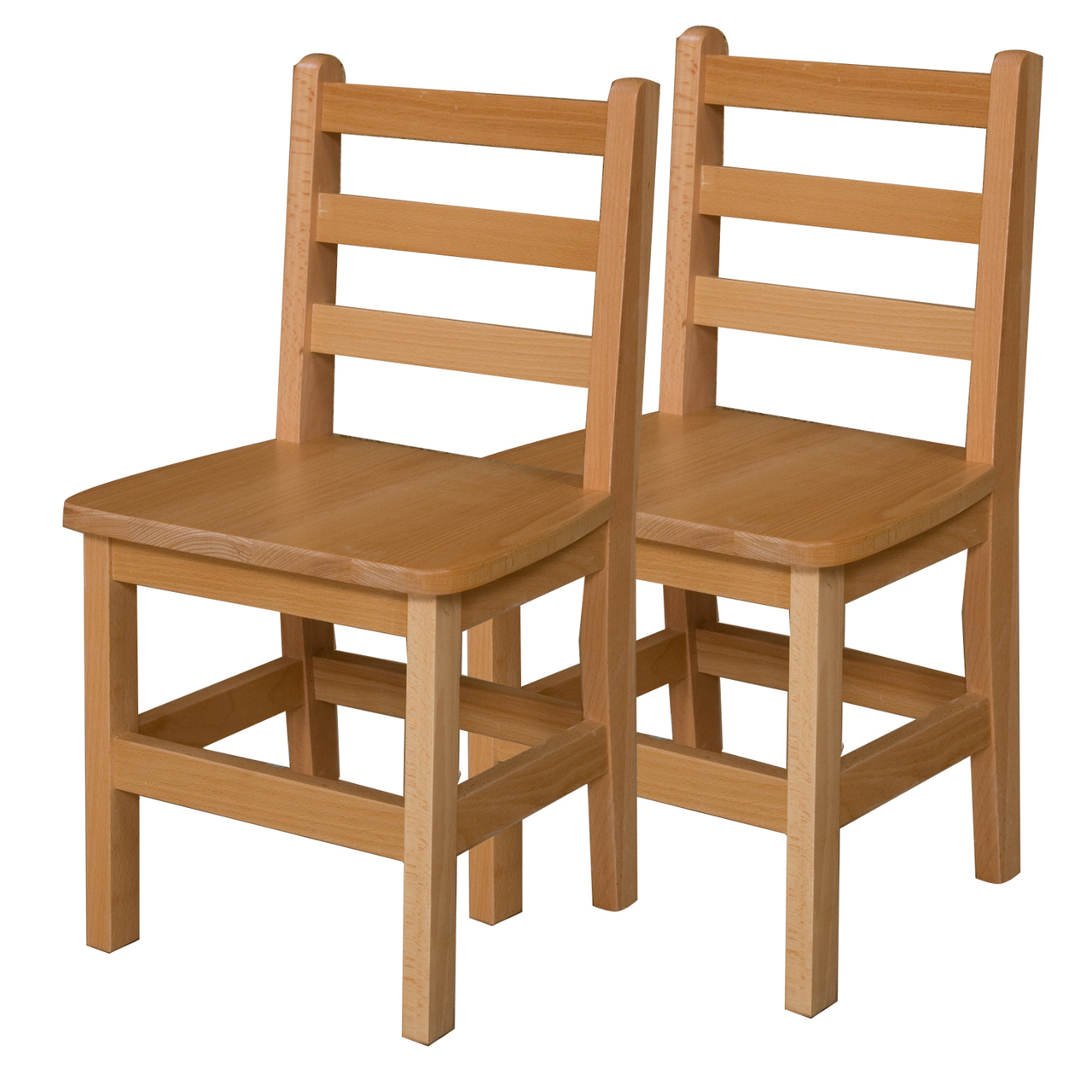 Chair Wooden Wooden Classroom Preschool Daycare Chairs