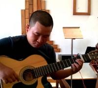 Gia sư dạy đàn Guitar tại gia