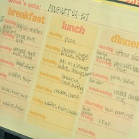 Menu Plan Monday: Sept. 11-17, 2011