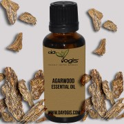 DaYogis Agarwood Oil