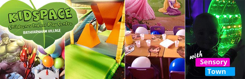 kidspace play centre dublin
