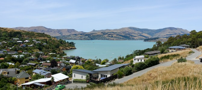 Akaroa Peninsula – Halbinsel bei Christchurch