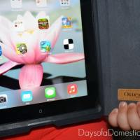 The OtterBox Agility Tablet System Gets Kid Tested - Giveaway