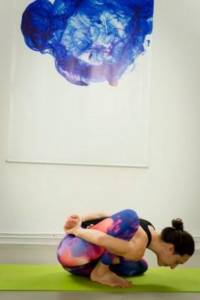 Maricyasana B Ashtanga Yoga