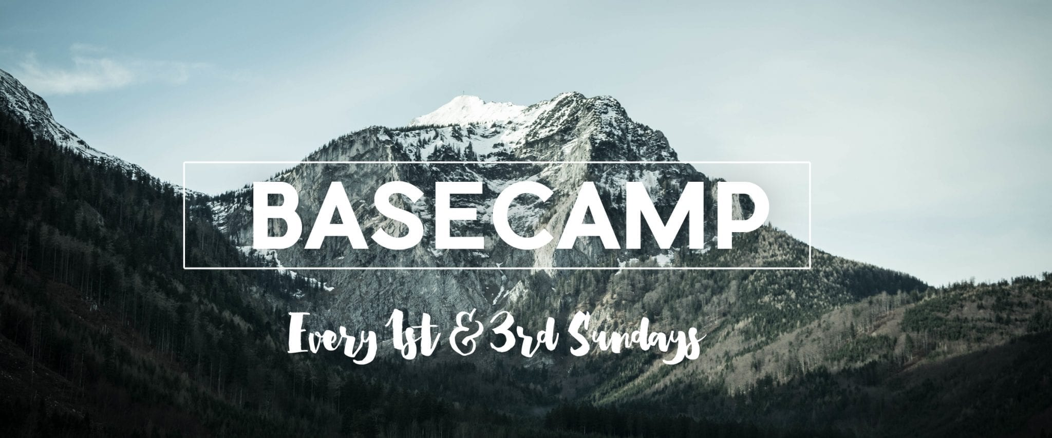 Basecamp - On Earth as in Heaven pt1