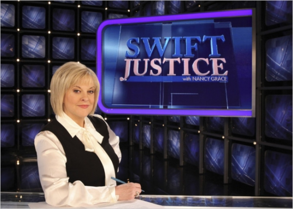 Jackie Glass Nancy Grace Leaves Swift Justice To Be Replaced By Judge Jackie