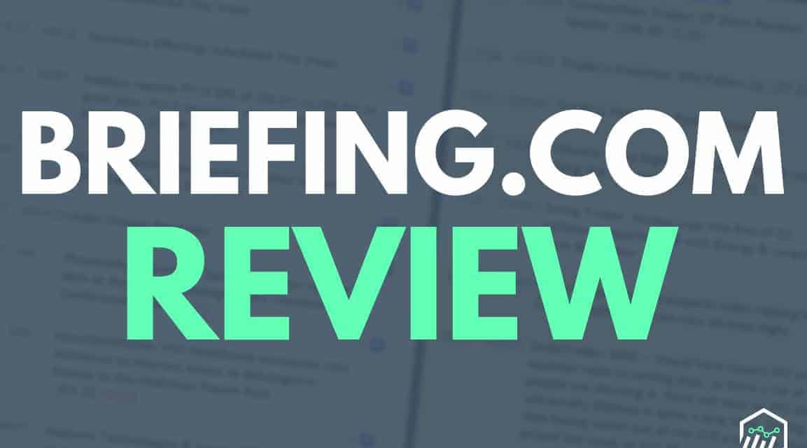 Briefing Trader  In Play Review - Earnings, News, Analysis, and More