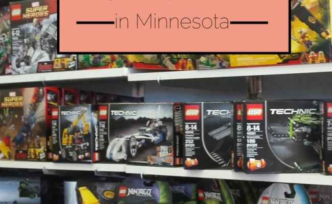 10 Of The Top Toy Stores In Minnesota