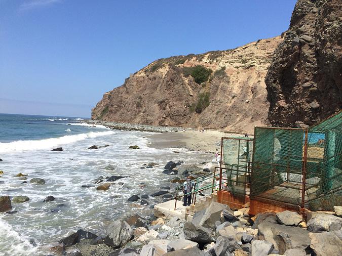 Ocean Institute beach