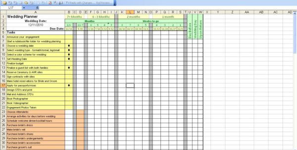 Household Budget Template Excel Monthly Expense Spreadsheet Template