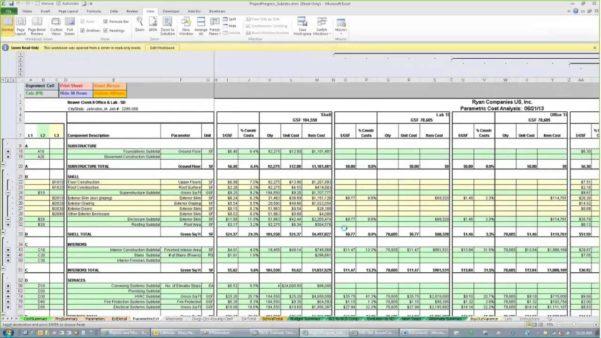 Labor Estimate Template Estimate Spreadsheet Template Estimate