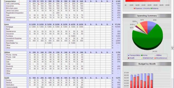 Budget Excel Template Free Budget Spreadsheet Excel Ms Excel