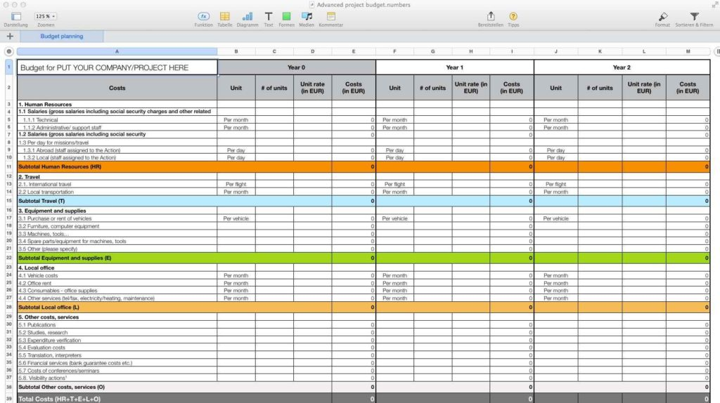 Budget Worksheet College Student Budget Spreadsheet Template Mac